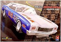 AMT_21876P 1972 Monte Carlo Stock Car Model Kit