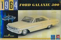 AMT_21883P '64 Ford Galaxie 500 (1:25)