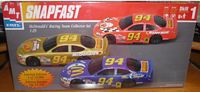 AMT_30116 #94 Bill Elliott Snapfast McDonalds Racing Team Collector Set (1:25)
