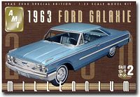 AMT_30267 '63 Ford Galaxie -'Millenium' series (1:25)