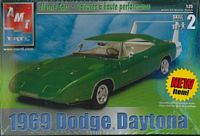 AMT_31747 '69 Dodge Daytona (1:25)