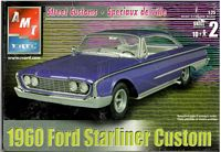 AMT_31896 1960 Ford Starliner Custom (1:25)
