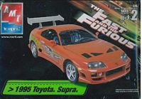 "AMT_31980 1995 Toyota Supra ""Fast & Furious"" model kit (1:25)"