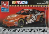AMT_38070 #20 Tony Stewart Home Depot Chevy (1:25)