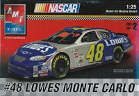 AMT_38072 #48 Jimmie Johnson 2003 Lowe's Chevy (1:25)