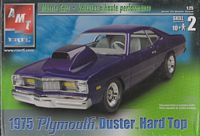 AMT_38155 1975 Plymouth Duster Hard Top (1:25)