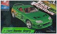 "AMT_38172 1995 Toyota Supra ""Fast & Furious"" model kit (1:25)"