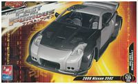 "AMT_38511 2006 Nissan 350Z ""Fast & Furious"" model kit (1:25)"