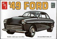 AMT_601 '49 Ford build stock or custom (1:25)