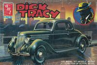 AMT_6107 Dick Tracy 36 Ford???  (1:25)