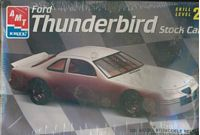 AMT_6296 '97 Ford Thunderbird Stock Car (1:25)