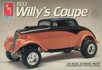 AMT_6570 1933 Willy's Coupe (1:25)  (OB)