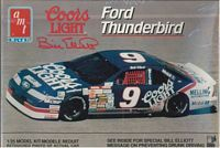 AMT_6740 #9 Bill Elliott Coors Light '91 Ford Thunderbird (1:25)