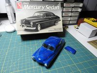 AMT_6815 1949 Mercury Sedan (OB/Body Painted) (1:25)
