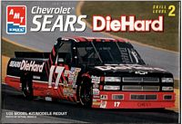 AMT_8244 #17 Chevy Sears DieHard race truck (1:25)