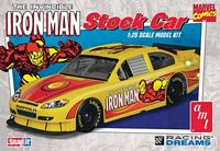 AMT_856 CHEVY IMPALA DONOR SNAP IRON MAN Stock Car