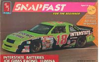 AMT_8728 #18 Dale Jarrett Interstate Batteries Lumina (1:32)