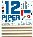 BA_12PIPER #12 Bobby Allison Piper Buick
