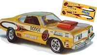 "CC-067 ""DART BOARD"" 1967 Dodge Dart"