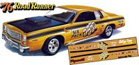 "CC-073 ""Six-Pack"" Plymouth (GOLD)"