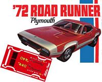 "CC-077 ""Mr 440"" 1972 Plymouth Roadrunner Stripes"