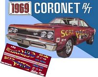 "CC-084 ""SCAT PACKER"" 1969 Dodge Coronet R/T"