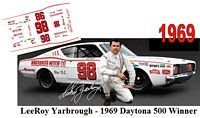 DC-1969  #98 Lee Roy Yarbrough 69 Mercury Cyclone