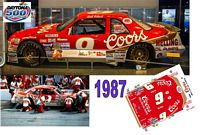DC-1987  #9 Bill Elliott  1987 Coors Ford Thunderbird
