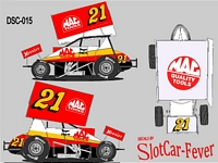 SC_015 #21 Fantasy Sprint Car