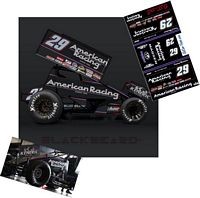 SC_018 #29 Kerry Madsen American Racing Wheel Sprint Car