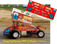 SC_022 #8 Doug Wolfgang 1990 Williams Grove...