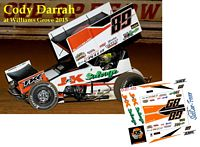 SC_023 #89 Cody Darrah  at Williams Grove 2015