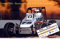 SC_026 #75 Jimmy Sills Stanton Mopar Sprint Car