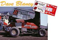 SC_039-C #10 Dave Blaney sprint car