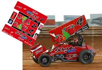 SC_045 #4 Kasey Kahne  2010 Williams Grove ...  Sprint Car