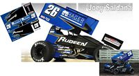 SC_049-C #26 Joey Saldana 2017 Sudeen sprint car