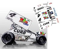 SC_056 #4 Cody Darrah Curb Records sprint car
