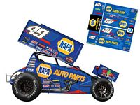 SC_061-C #49 Brad Sweet 2017 Napa Auto Parts sprint car