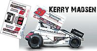 SC_067 #29 Kerry Madsen American Racing Wheels Sprint Car