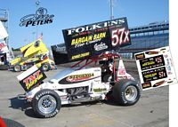 SC_078 #57x Jake Peters Stegena Farms Sprint Car
