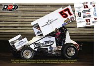 SC_082 #57 Kyle Larson Finley Farms Sprint Car