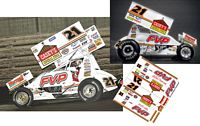 SC_083 #21 Brian Brown FVP Sprint Car