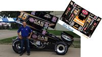 SC_084 #15 Donny Schatz STP Gas Booster Sprint Car