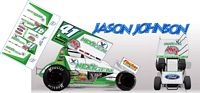SC_085 #41 Jason Johnson Valvoline NextGen Sprint Car