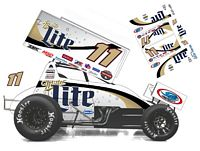 SC_086 #11 Miller Lite Fantasy Sprint Car