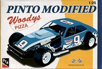 DTR_21913 #9 Woody's Pizza Pinto model kit (1:25)