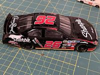 Diecast26Sharpie  #26 Jamie McMurray Ford 1:24 scale