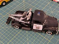 Diecast52ChevyTow  1952 Chevy Tow Truck 1:24 scale