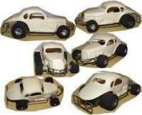 HLR-35Chevy '35 Chevy Coupe Resin Body (1:32)