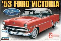 LIN_72172 '53 Ford Victoria model kit (1:25)
